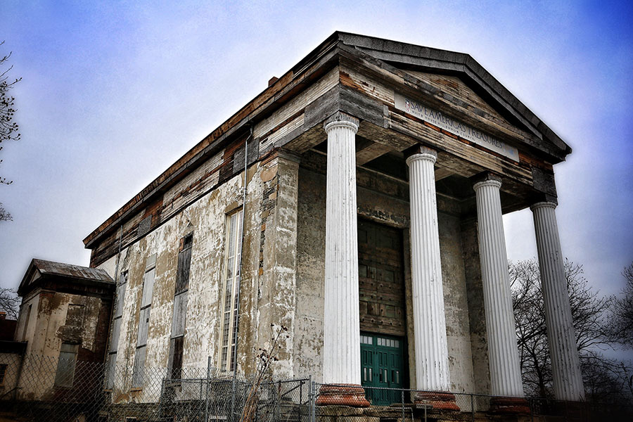 Dutch Reformed Church Structural Investigation || Newburgh, NY