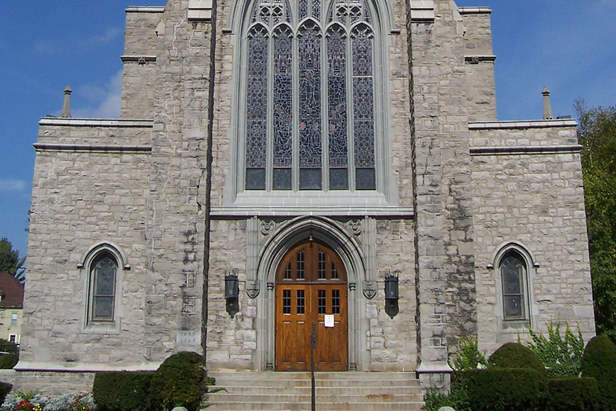 First United Methodist Church || Oneonta, NY