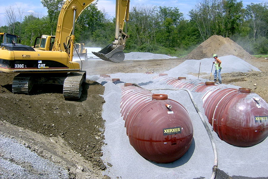 Wastewater Collection & Treatment System  ||  Hillsdale, NY