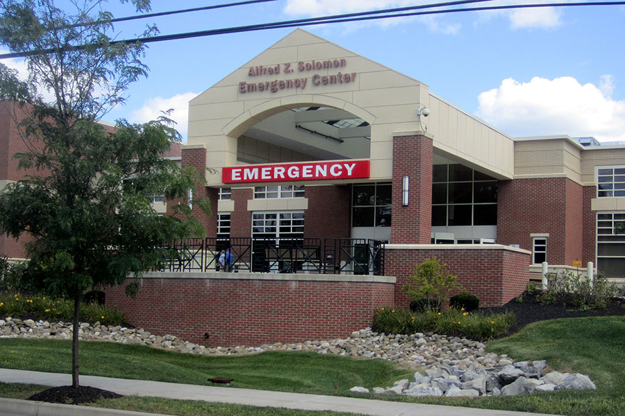 Alfred Z. Solomon Emergency Center, Saratoga Hospital   || Saratoga Springs, NY